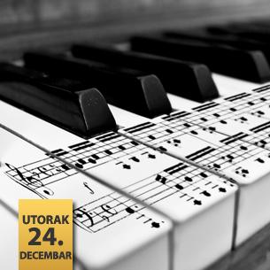 Koncert profesora Srednje muzičke škole