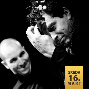 Mario Stefano Pietrodarchi, bandoneon i Luca Lucini, gitara