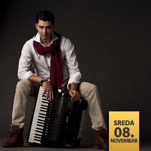 Nikita Vlasov, harmonika – Rusija