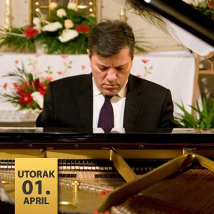 Aleksandar Serdar, klavir