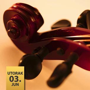 Veče sonata za violu
