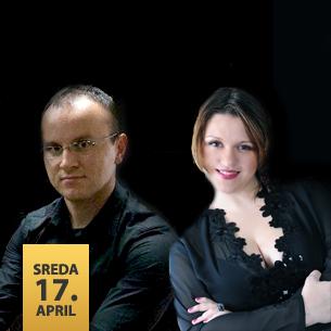 """""""Emotions"""" Nada Jovanović, sopran Dragan Jovanović, klavir"""