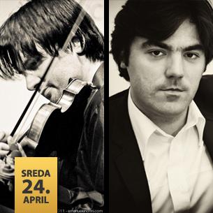 BETOVENOV CIKLUS Sonate za violinu i klavir