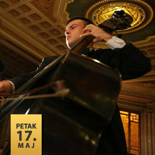 Petruš Petruševski, kontrabas