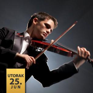 Đorđe Milanović,viola Nataša Petrović,viola Bojan Mladenović,klavir