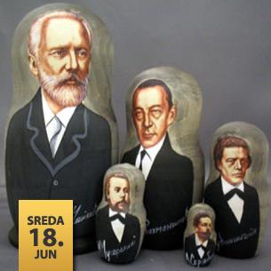 Veče ruskih kompozitora
