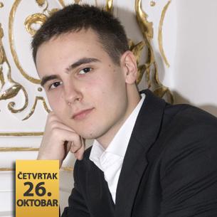 Aleksandar Đermanović, klavir