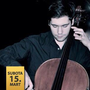 Damjan  Saramandić, violončelo i Uki Ovaskainen, klavir