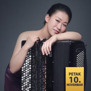 Tian Jianan, harmonika – Kina