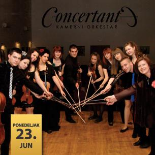 "Kamerni orkestar ""Concertante"""