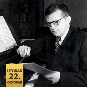 VEČE ŠOSTAKOVIČA – Klavirski kvintet BLISS