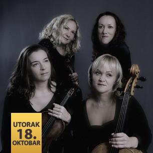 Gudački kvartet TAJJ, Novi Sad