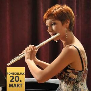 Angelina Nikolić, flauta