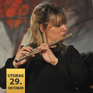 Jelena Jakovljević, flauta