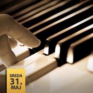 Koncert studenata klavira