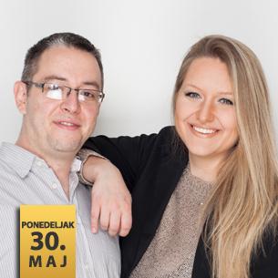 Melita Zdravković i Aleksandar Janković, klavirski duo