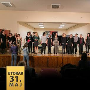 Koncert profesora srednje muzičke škole Niš