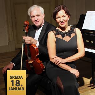 Dennis  Krasnokutsky, viola i Maja Rajković, klavir