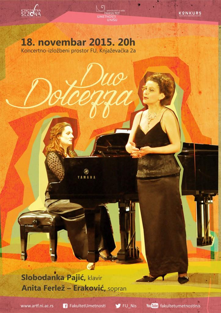 Duo-Dolcezza-PLAKAT