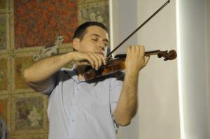 Igor Vasiljevic - violina foto