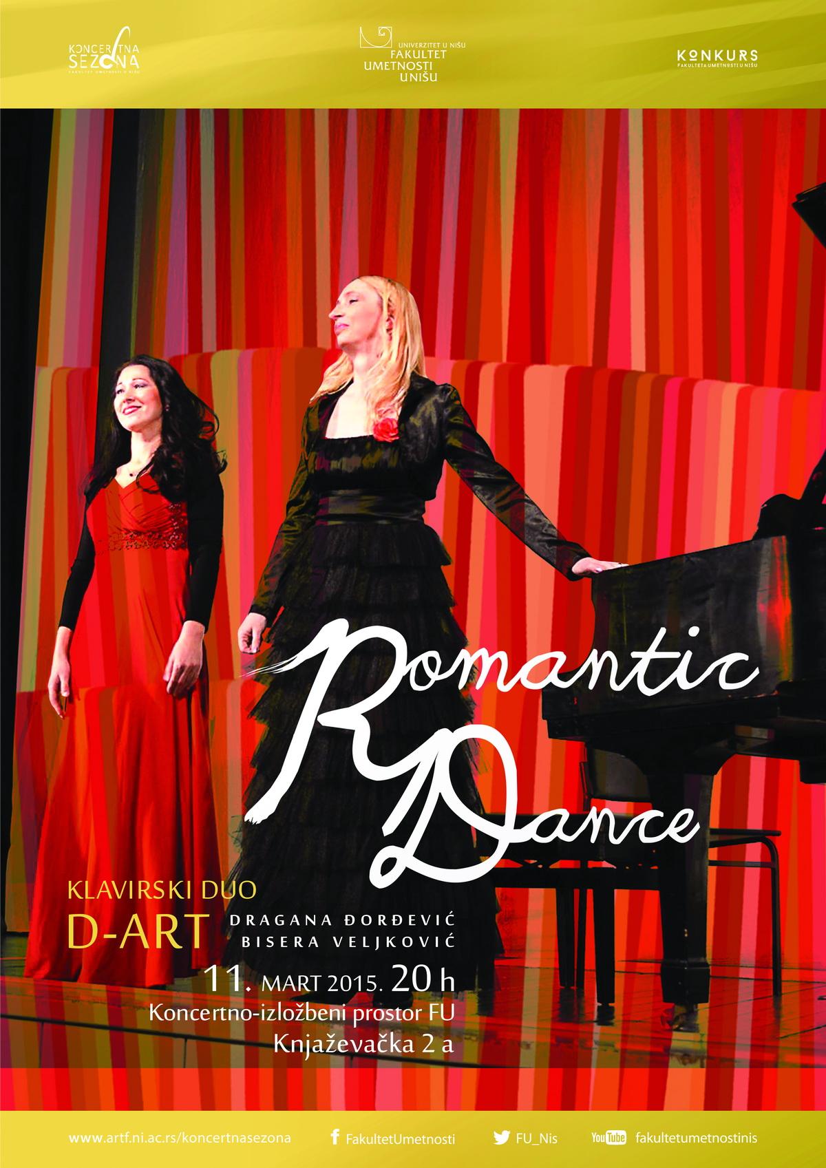 PLAKAT 01 Romantic Duo da