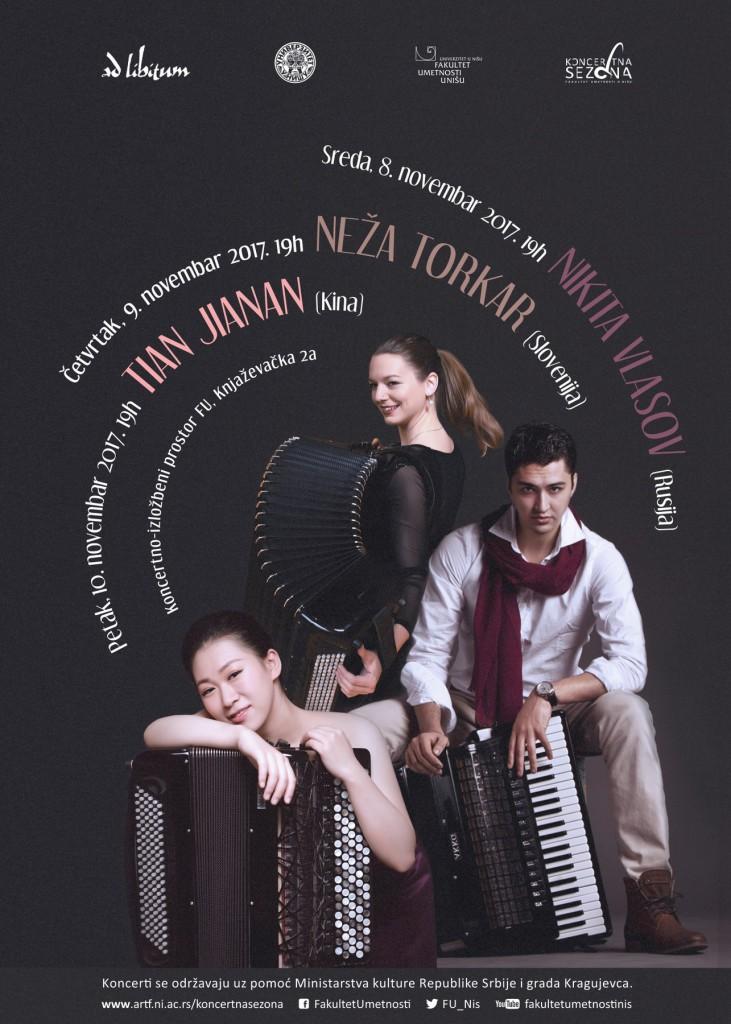 Plakat Dani Harmonike