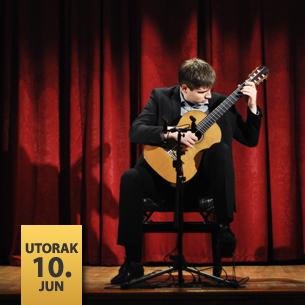 Nikola Đorđević, gitara